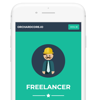 Orchard Core Theme Developer - Freelancer